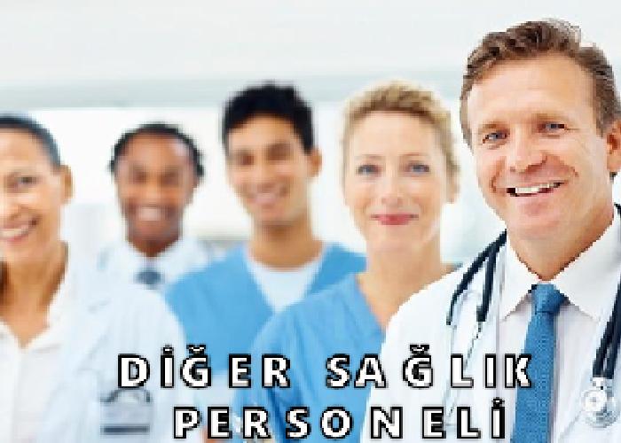 Diğer Sağlık Personeli Hizmeti